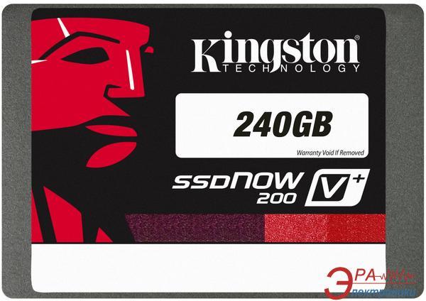 SSD накопитель 240 Гб Kingston V+200  + бандл (SVP200S3B7A/240G)
