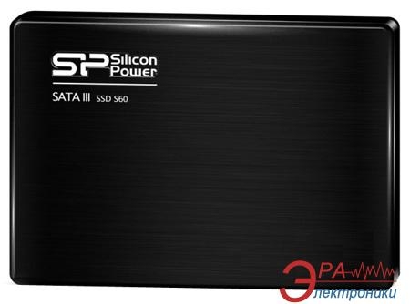 SSD накопитель 60 Гб Silicon Power S60 (SP060GBSS3S60S25)