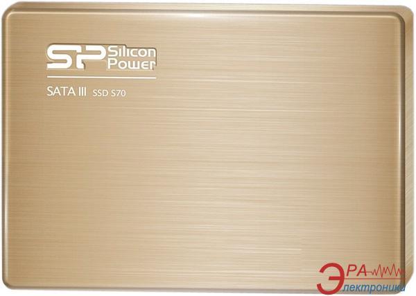 SSD накопитель 240 Гб Silicon Power S70 (SP240GBSS3S70S25)