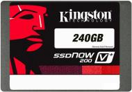 SSD ���������� 240 �� Kingston V+200 (SVP200S37A/240G)