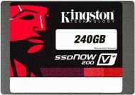 SSD накопитель 240 Гб Kingston V+200 (SVP200S37A/240G)
