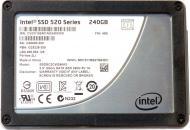 SSD накопитель 240 Гб Intel 520 Series  OEM (SSDSC2CW240A3)