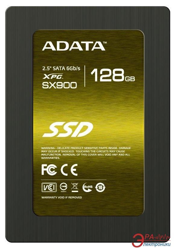 SSD накопитель 128 Гб A-Data XPG SX900 (ASX900S3-128GM-C)