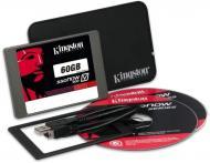 SSD накопитель 60 Гб Kingston V300 Notebook Kit (SV300S3N7A/60G)