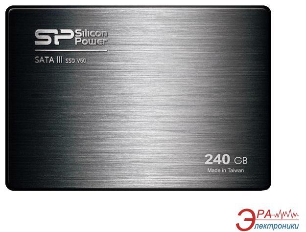 SSD накопитель 240 Гб Silicon Power V60 (SP240GBSS3V60S25)