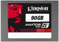 SSD накопитель 90 Гб Kingston V+200 Bundle Kit (SVP200S3B7A/90G)