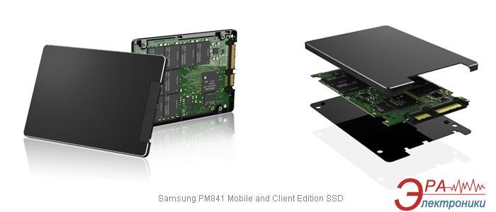 SSD накопитель 256 Гб Samsung 841 series OEM (MZ7TD256HAFV-00000)
