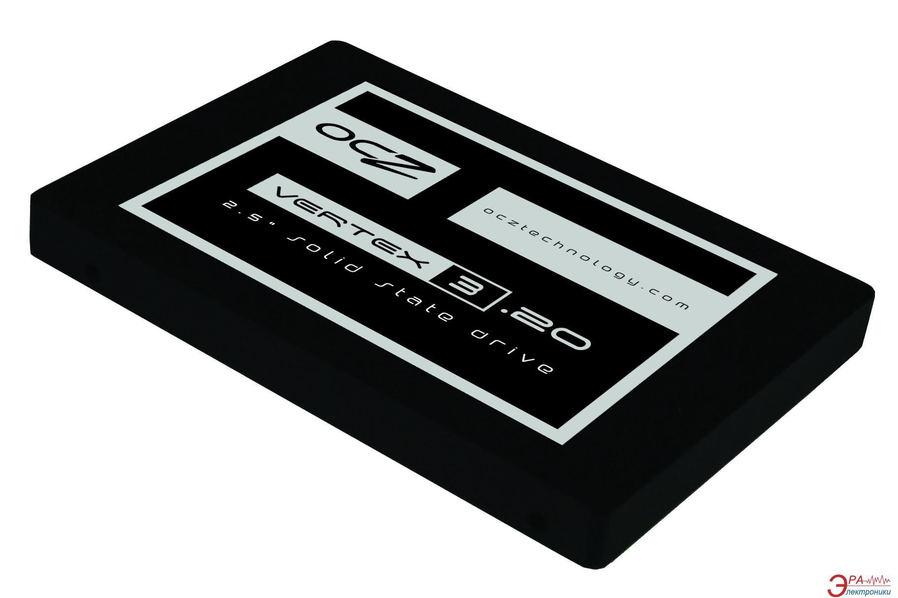 SSD накопитель 240 Гб OCZ Vertex 3.20 (VTX3-25SAT3-240G.20)