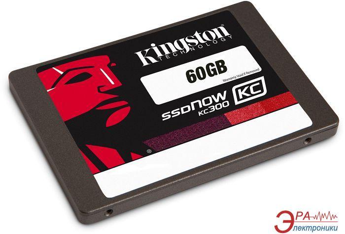 SSD накопитель 60 Гб Kingston KC300 (SKC300S37A/60G)