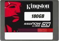 SSD накопитель 180 Гб Kingston KC300 Bundle Kit (SKC300S3B7A/180G)