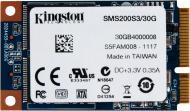 SSD накопитель 30 Гб Kingston SMS200 (SMS200S3/30G)