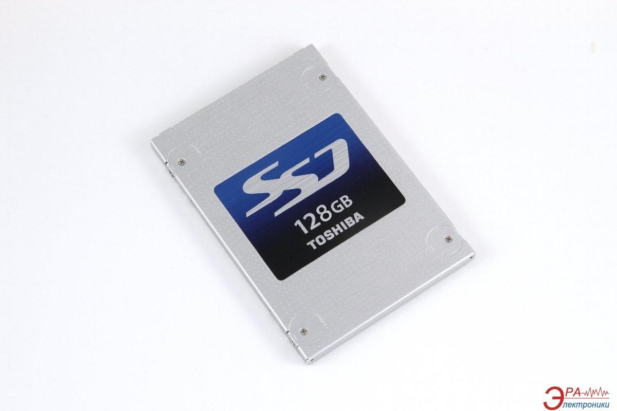 SSD накопитель 128 Гб Toshiba Q series (HDTS212EZSTA)