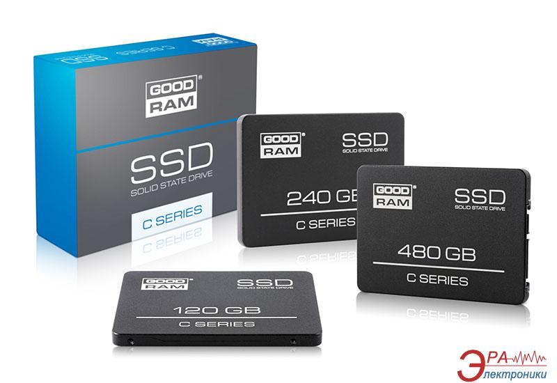 SSD накопитель 120 Гб Goodram C50 (SSDPR-C50-120)
