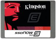 SSD накопитель 100 Гб Kingston SSDNow E50 (SE50S37/100G)