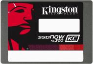 SSD накопитель 60 Гб Kingston KC300 (SKC300S3B7A/60G)