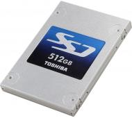 SSD накопитель 512 Гб Toshiba Q series PC upgrade kit (HDTS251EZSWA)