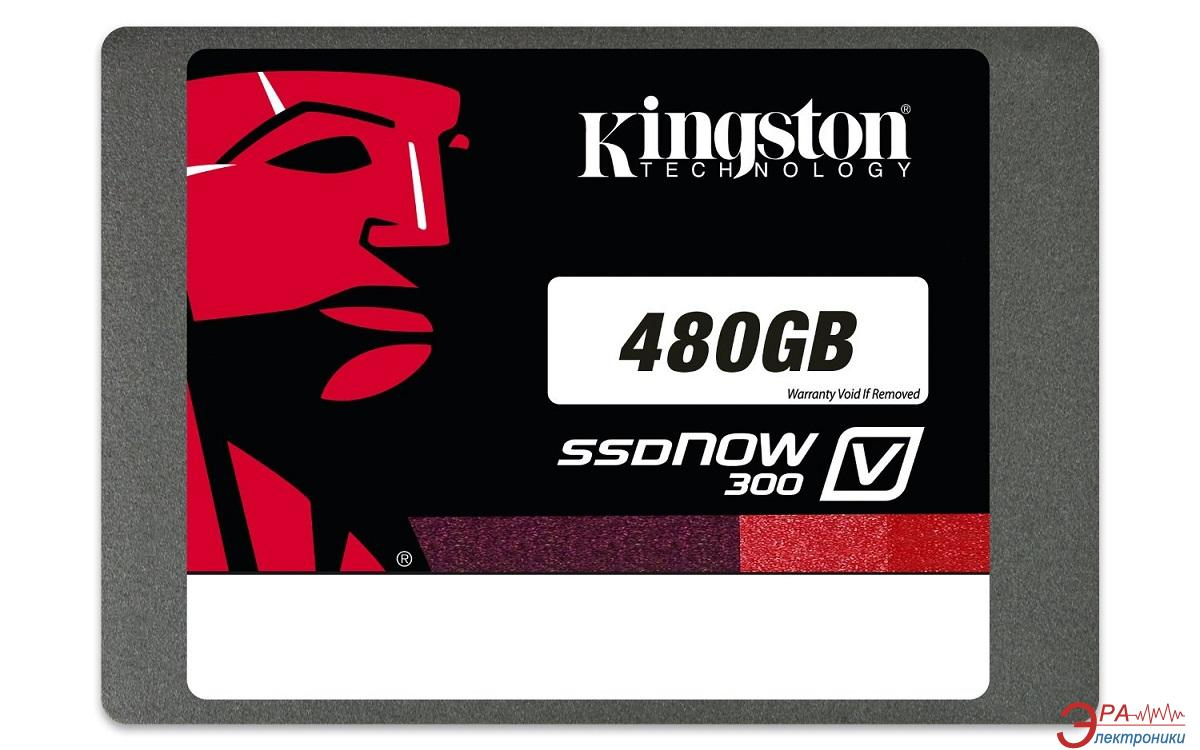 SSD накопитель 480 Гб Kingston V300 (SV300S37A/480G)