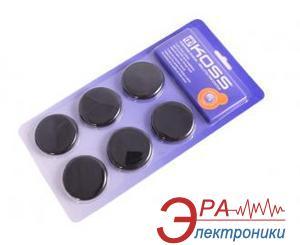 Амбушюр Koss Porta/Sporta Pro (6шт) (Porta/Sporta Pro) Black