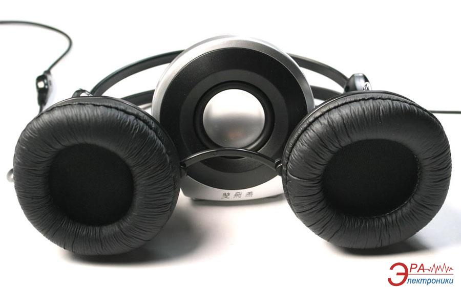 Гарнитура A4Tech HSB-500U Black