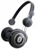 Наушники Hardity HP-310 black/silver