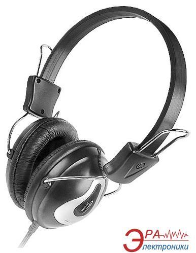 Наушники Gemix HP-320V black/silver