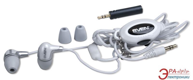Наушники Sven GD-2500 White/Silver