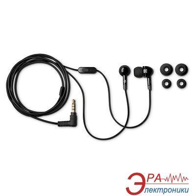 Гарнитура HP In-Ear Stereo Headset black (VP052AA)