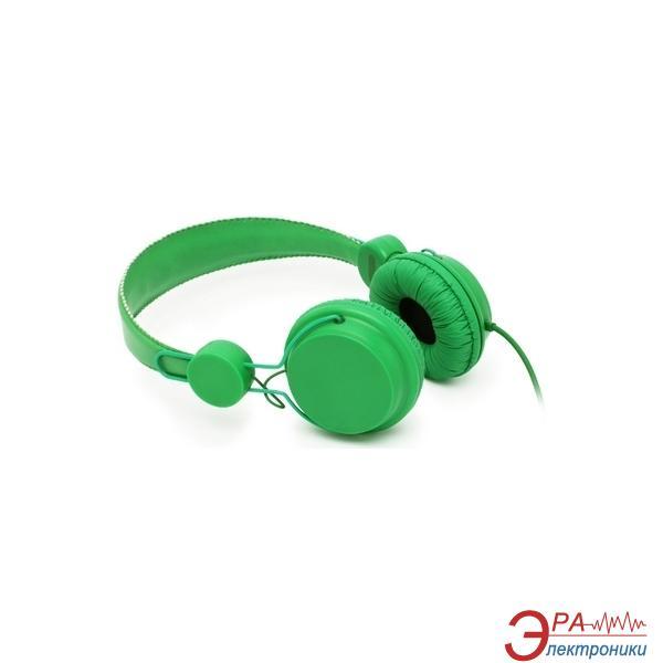 Наушники Coloud Colors C22M Green (4090254)