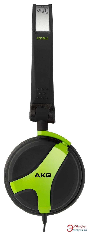Наушники AKG K 518 LE Green (K518LEGRN)