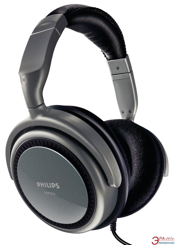 Наушники Philips SHP2700/10 grey