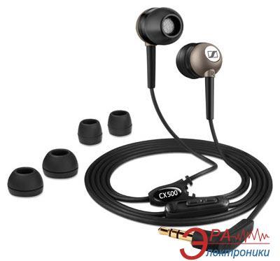 Наушники Sennheiser CX 500 black