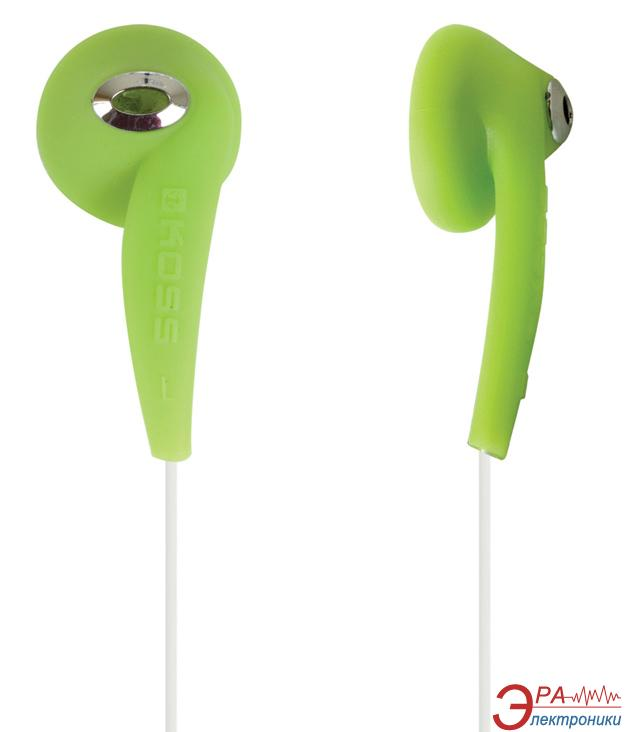 Наушники Koss KE10 G (Jams Green)