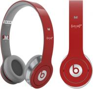 Наушники Koss Beats Solo HD with ControlTalk Red