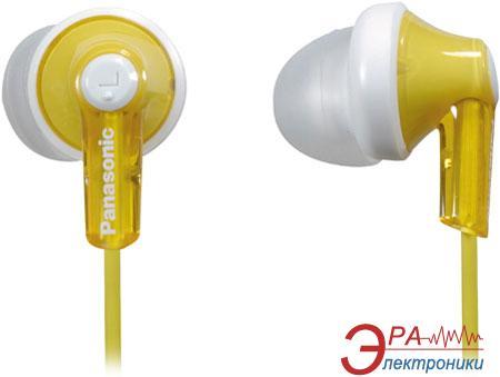 Наушники Panasonic RP-HJE120E-Y yellow