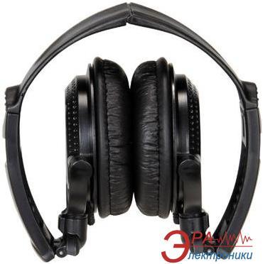 Наушники Panasonic RP-DJS200E-K black