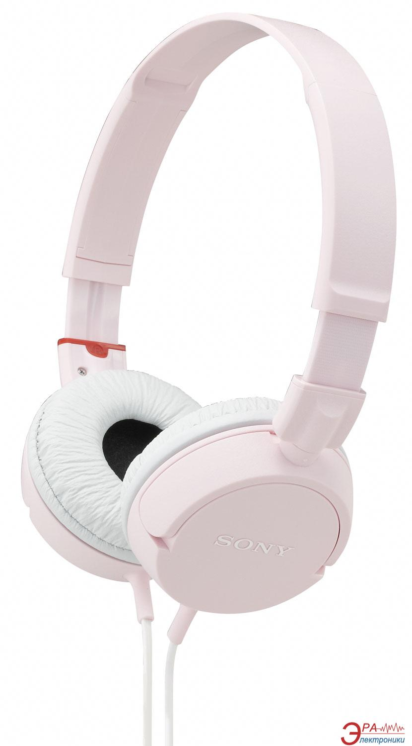 Наушники Sony MDR-ZX100P Pink (MDRZX100P.AE)