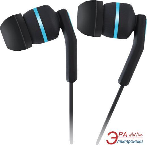 Наушники Pleomax E-9 Black/Blue (E-9 Black/Blue)