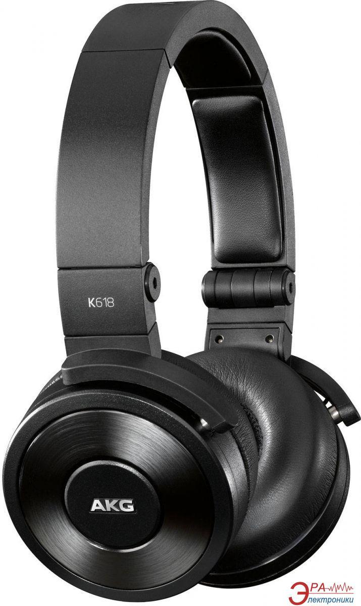Наушники AKG K 618 DJ
