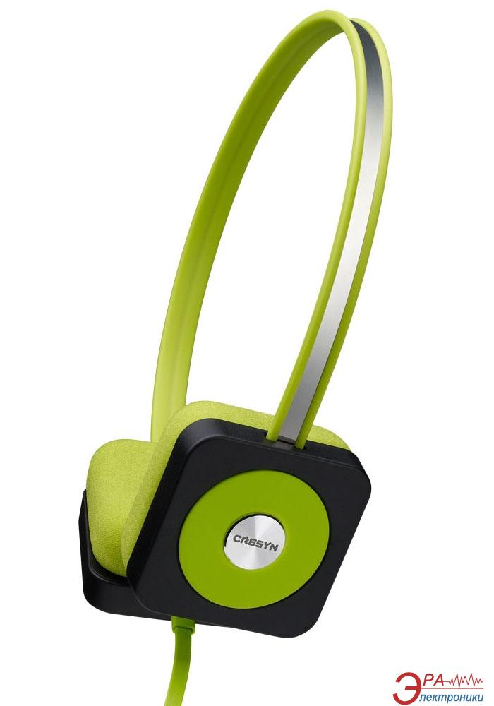 Наушники Cresyn C515H Disc (Green)