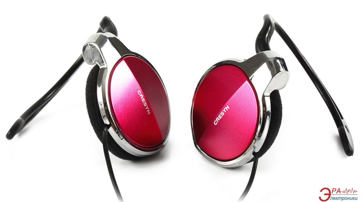 Наушники Cresyn CS-CH300 (Pink)