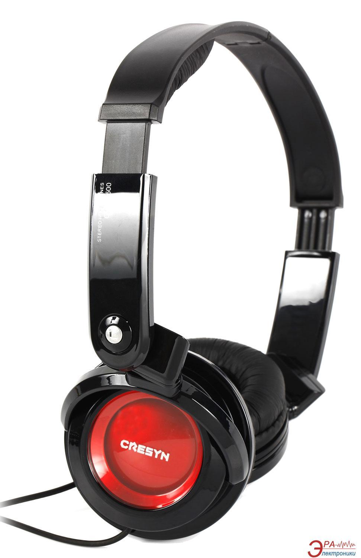 Наушники Cresyn CS-HP500 (Red)