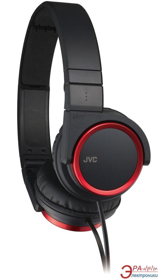 Наушники JVC HA-S400 Red (HA-S400-R-E)