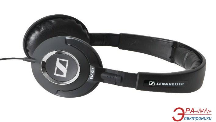 Наушники Sennheiser HD 218 black