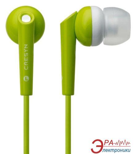 Наушники Cresyn C260E Green