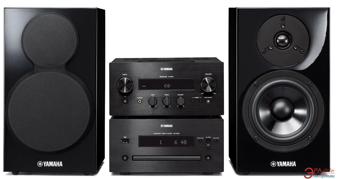 Мини-система Yamaha MCR-640 Black