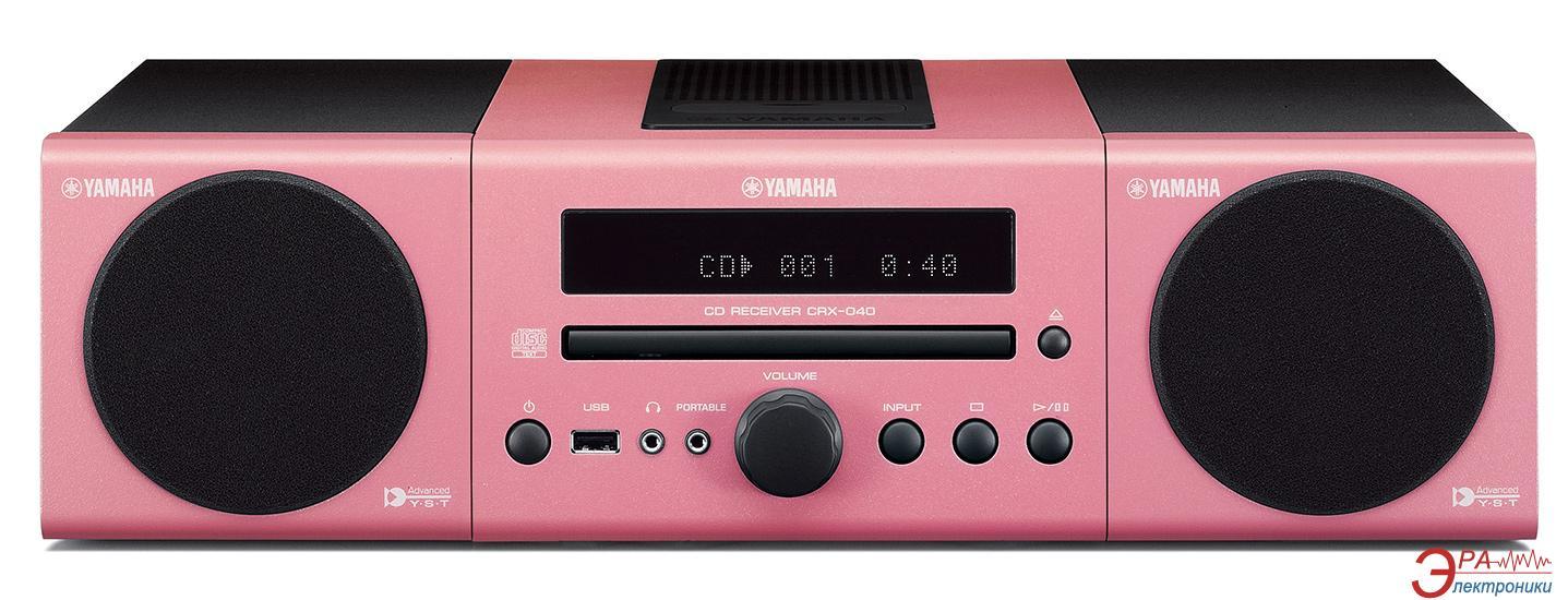 Мини-система Yamaha MCR-040 Pink
