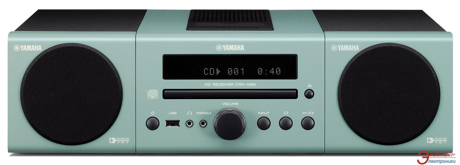 Мини-система Yamaha MCR-040 Light Gray