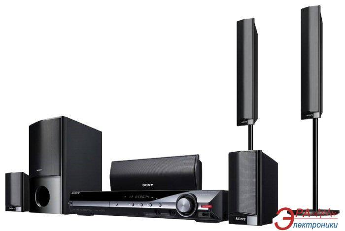 Домашний кинотеатр Sony DAV-DZ590