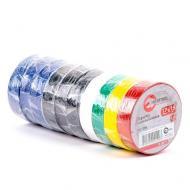Изолента Intertool 0.15mm x 17mm x 15m Color (IT-0019)