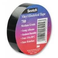 Изолента 3M SCOTCH 780 19mm x 20m Black (FE510091070)